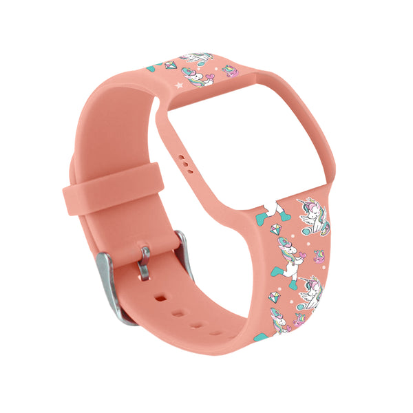 Unicorn Pink Watch Band for Athena Futures Potty Training Watch - Athena Futures Inc.