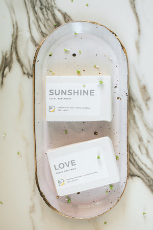 Pep Soap Co. Inspiration LOVE and SUNSHINE photo by Emily Abdinor