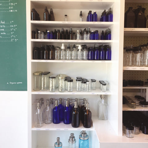 You can also get containers from the store. Vancouver Zero Waste Refill Store The Soap Dispensary