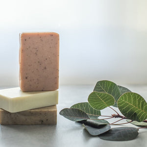 Coffee Soap EARTH by Pep Soap Co. part of the Nature collection