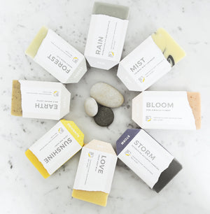 Natural Handmade Soap 10-Pk Bundle (shipping included)