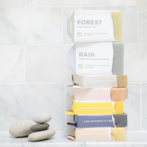 Natural Handmade Soap Bundle (shipping included)