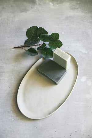 Eucalyptus Soap RAIN by Pep Soap Co. with refreshing Fir and Eucalyptus essential oils