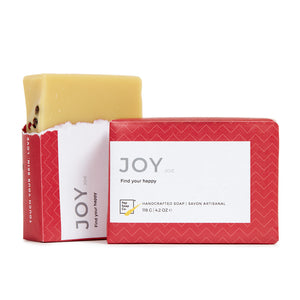 JOY - Handmade soap for the holiday
