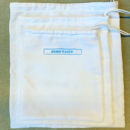 Cotton Produce Bag Sets