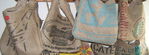 eco-friendly burlap totes
