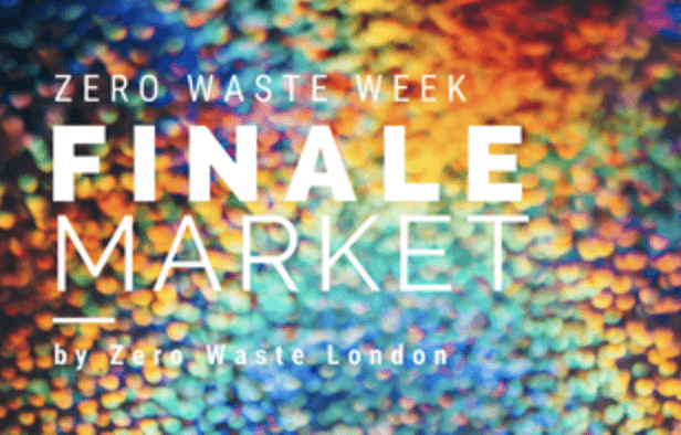 8 September: Zero Waste Finale Market