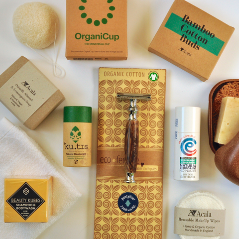 Low waste health products from Acala