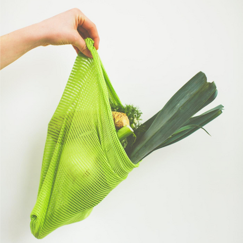 Reusable shopping bag to reduce single use plastic