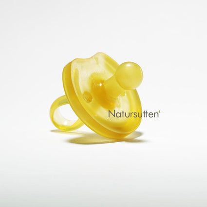 Natural Rubber Butterfly Soother/Pacifier- Various Sizes pacifier Acala