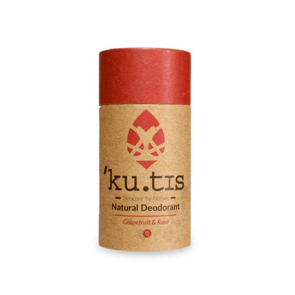 Grapefruit and Rose Deodorant from Kutis