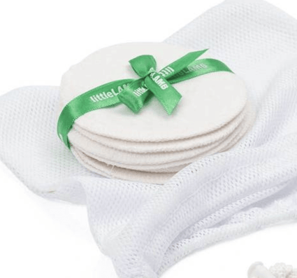 Washable Bamboo Breast Pads from LittleLamb