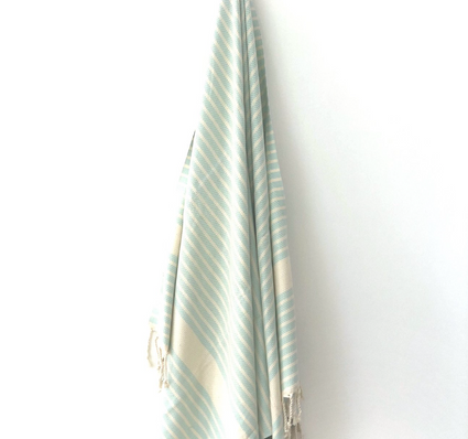 Mint Hamman Towel from My Luxe