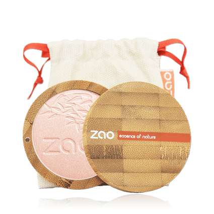Refillable Highlighter Powder from Zao - Acala