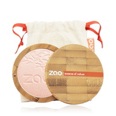 Organic Highlighter Powder from Zao