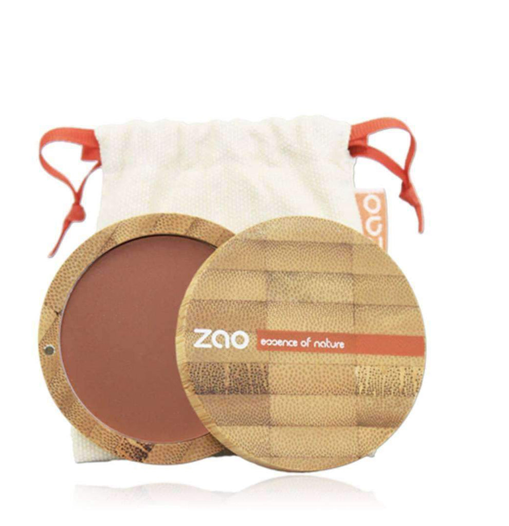 Blusher - Refillable Blusher From Zao - Multiple Shades