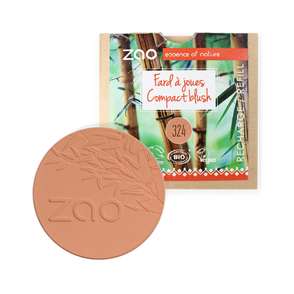 Blusher Refill from Zao - multiple shades