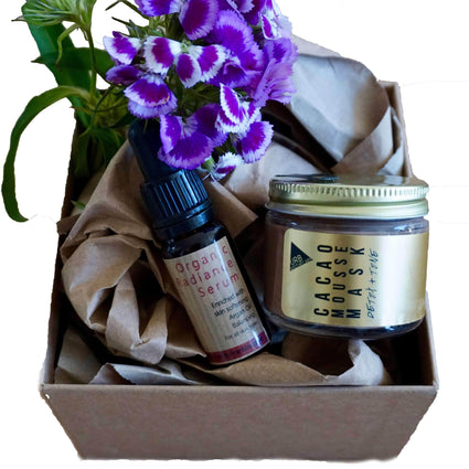 Chocolate Lovers Beauty Gift Box