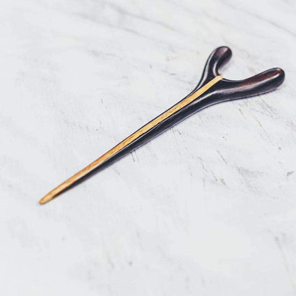 Taro Hair Stick by S A Y A designs - Acala