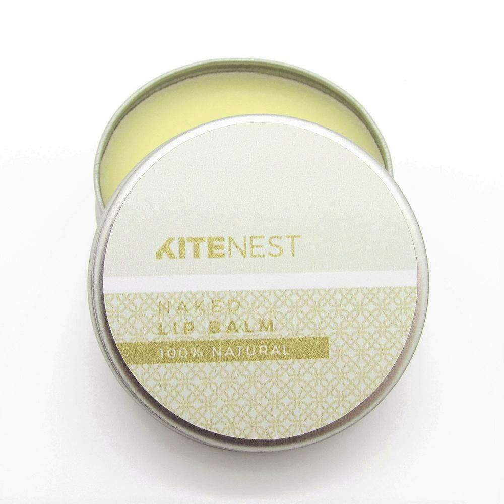 Lip Balm - Naked Lip Balm From KiteNest