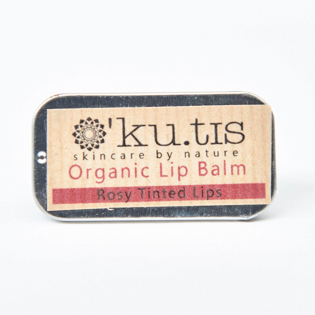 Lip Balm - Rosy Lips Lipbalm From Kutis