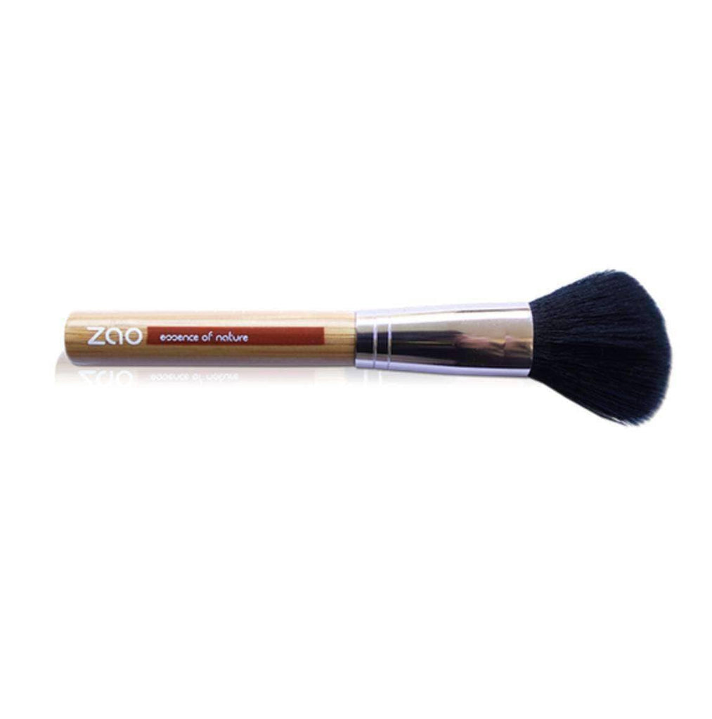 Makeup Brushes - Bamboo Blush Brush From Zao