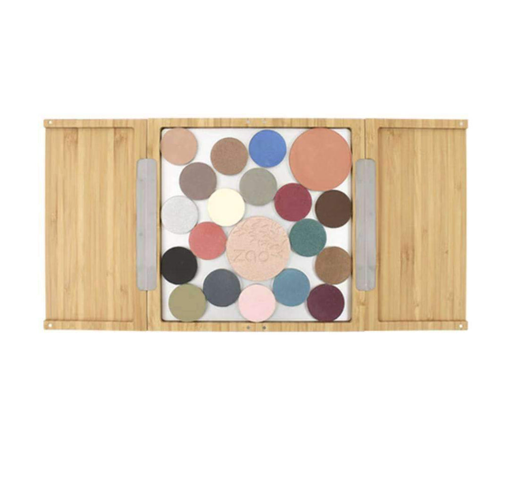 Makeup Palette - Bamboo Large Makeup Palette From Zao