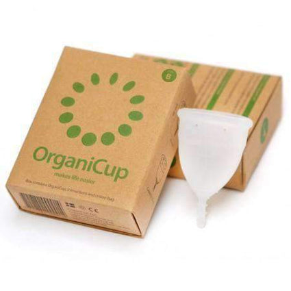 Menstrual Cup from OrganiCup menstrual cup Organicup