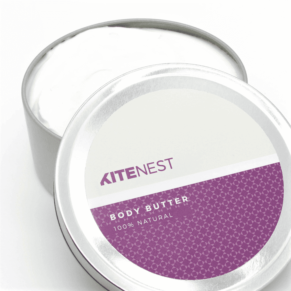 Moisturiser - Lavender Body Butter From KiteNest