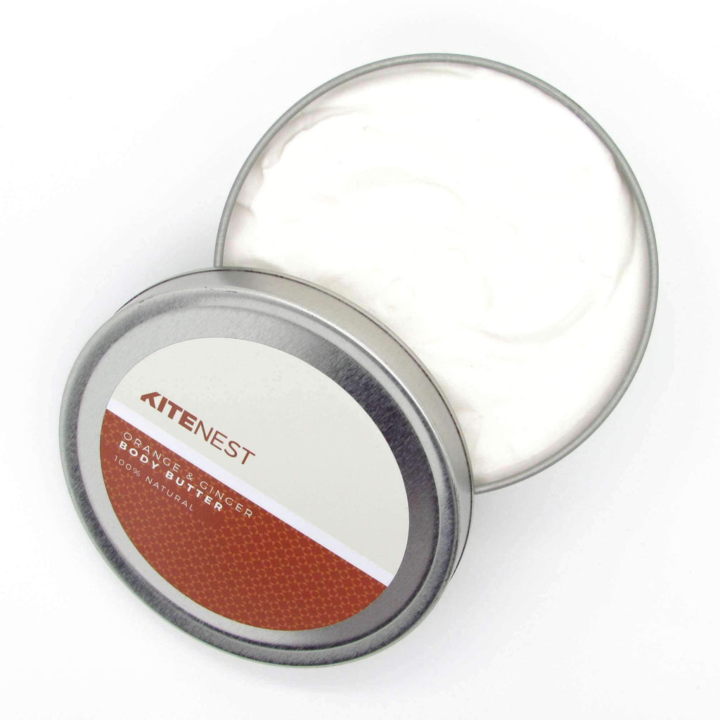 Moisturiser - Orange And Ginger Body Butter From KiteNest