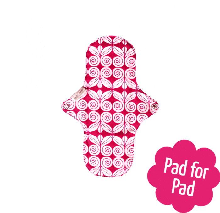 EcoFemme Day Pad Plus