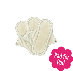 Organic Pantyliners from EcoFemme