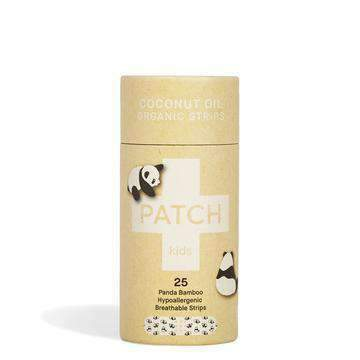 Coconut Oil Plasters for Kids from PATCH - Acala