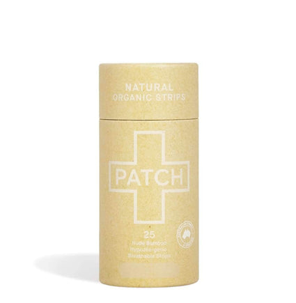 Natural Plasters from PATCH plasters PATCH
