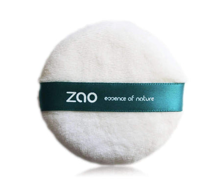 Powder Puff from Zao powder Zao Cosmetics