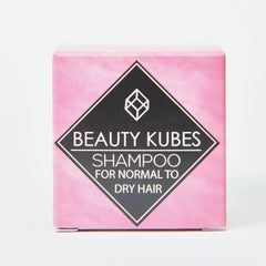 Shampoo - Shampoo Cubes For Normal To Dry Hair From Beauty Kubes