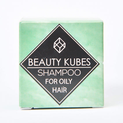 Shampoo Cubes for Oily Hair from Beauty Kubes shampoo Beauty Kubes