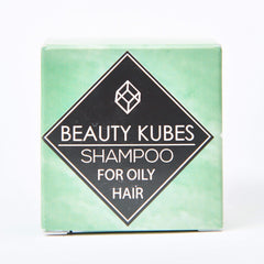 Shampoo - Shampoo Cubes For Oily Hair From Beauty Kubes