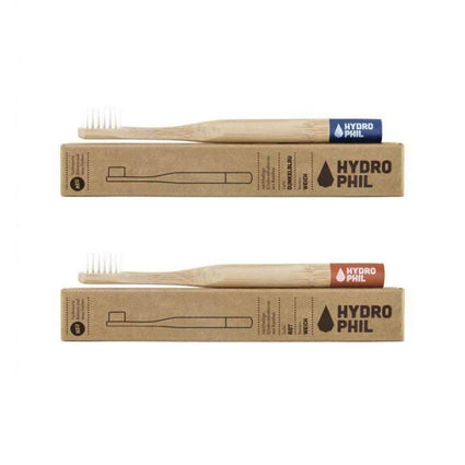 Children's Bamboo Toothbrush from Hydrophil