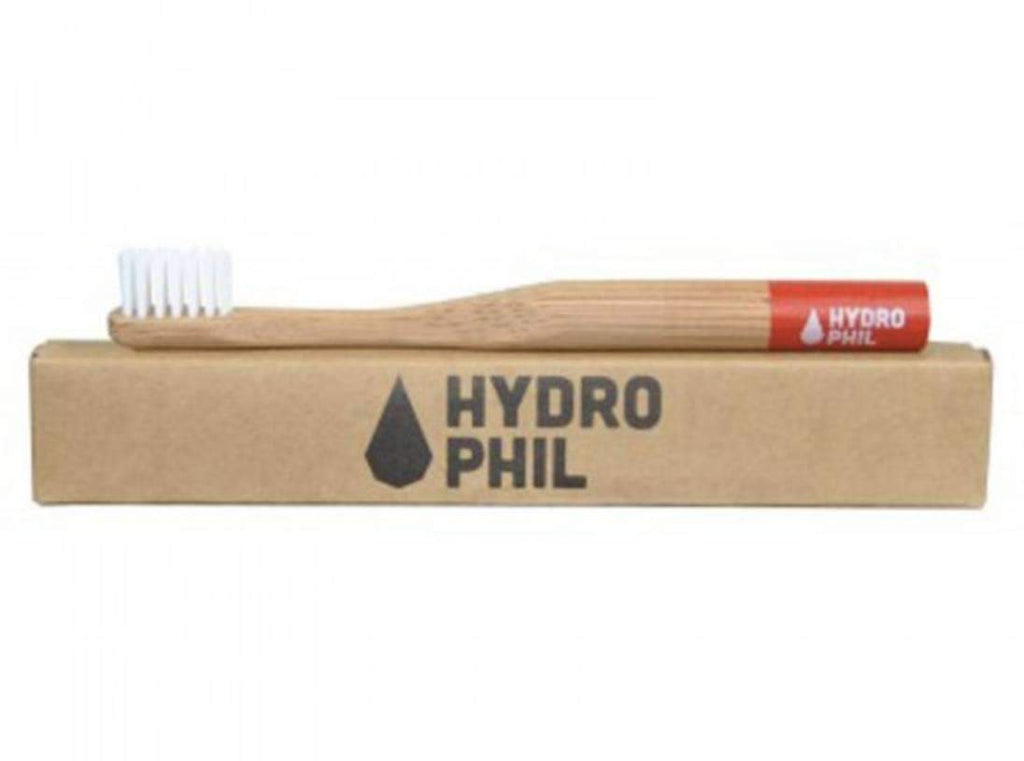 Toothbrush - Children's Bamboo Toothbrush From Hydrophil