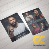 Classic Pro Comp Card | The Comp Card Shop