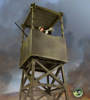 Lookout Tower (1 Action Figure Included)