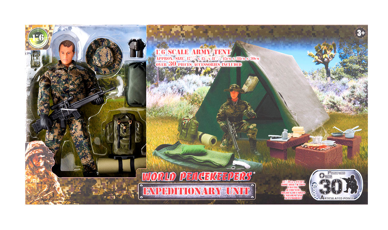 Expiditionary Unit Play Set