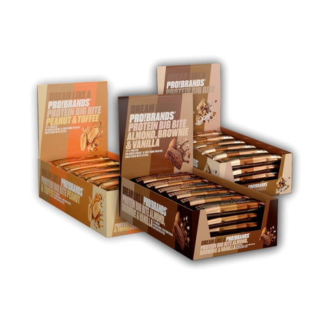 Big Bite Protein Bar 24 pcs