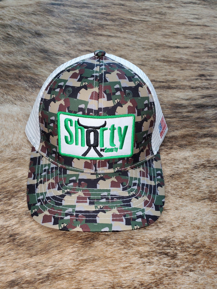 Shorty Camo Hat