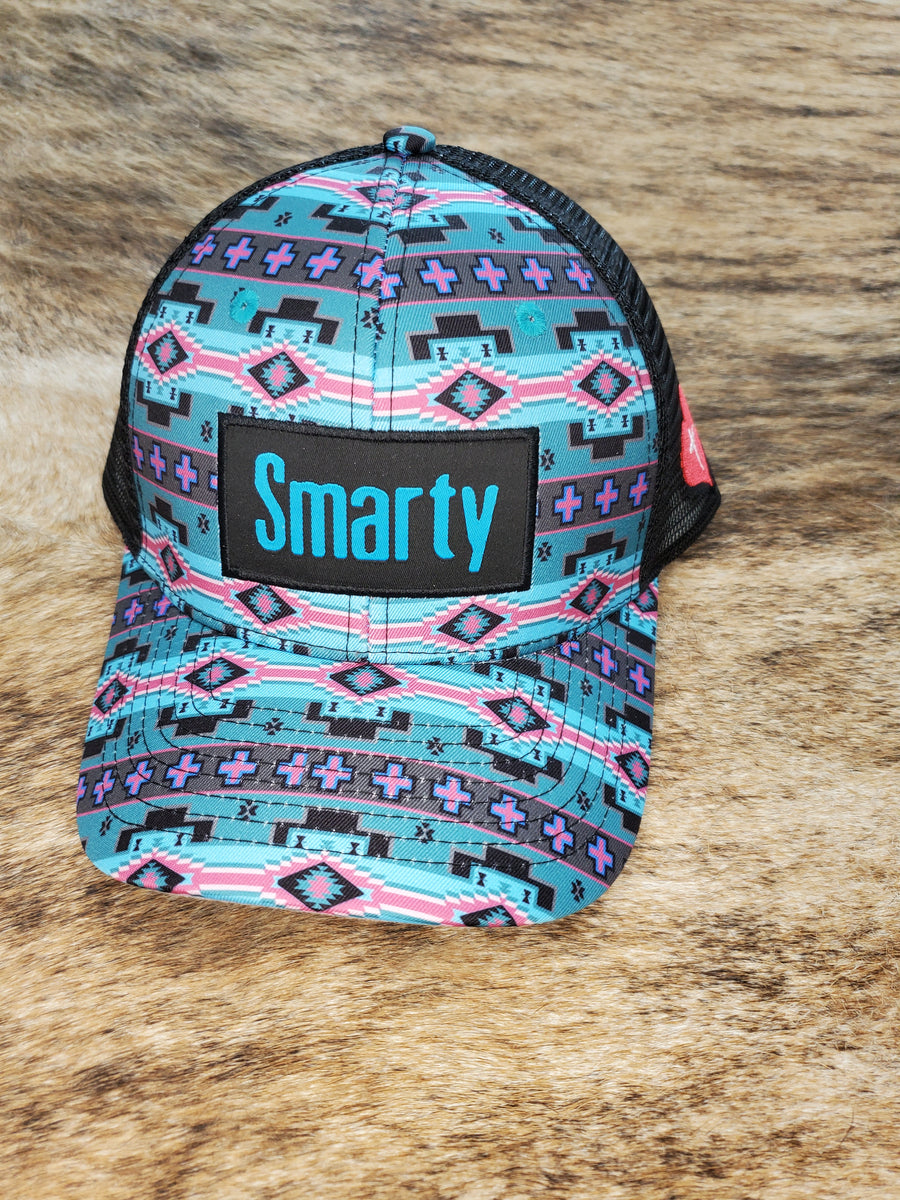 Aztec Smarty Faith Patch Hat