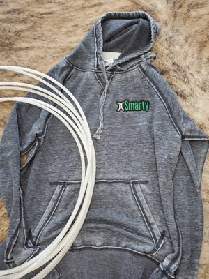 Smarty Embroidered Hoodie