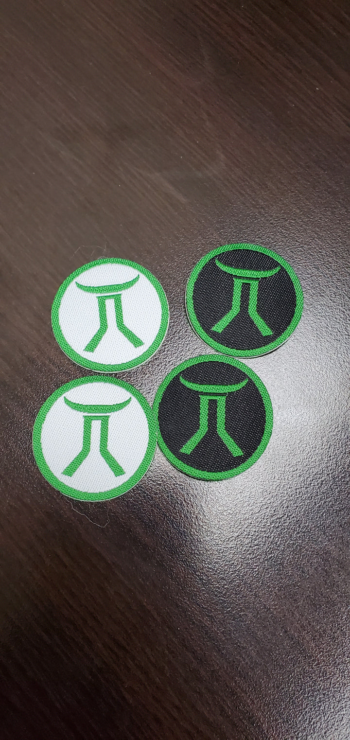 Smarty Logo Hat Patches