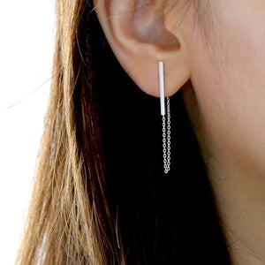 Ophelia Bar Earrings
