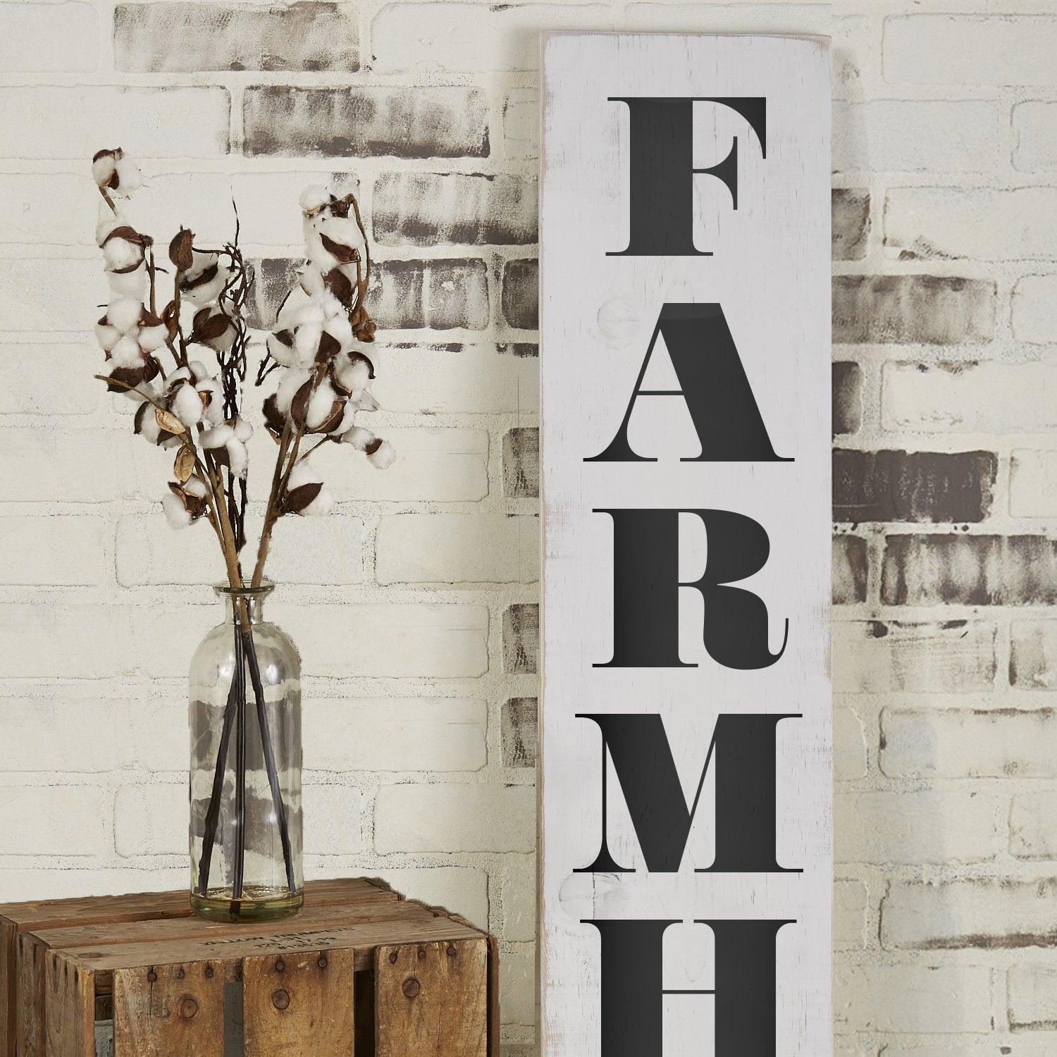 Reusable 5 inch Alphabet letter stencils for DIY Farmhouse wood signs, Ideal use: Vertical porch signs | Vintage, Country, Custom design, last name stencil, DIY Farmhouse Vertical Front Porch Leaner Signs